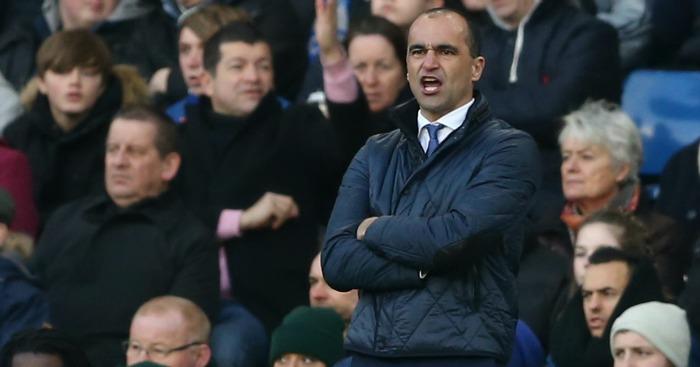 Roberto Martinez: Everton boss fumed about John Terry's equaliser for Chelsea