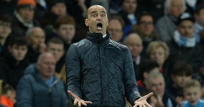 Roberto Martinez: Shown the door by Everton