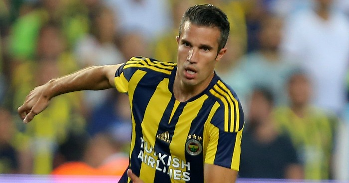 Robin van Persie: Linked with move to Chelsea