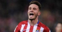 Saul: Seems intent on staying at Atletico