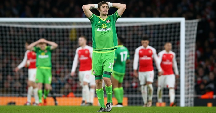 Sebastian Coates: Defender joined Sunderland in 2014