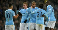 Manchester City: Heading to China in the summer