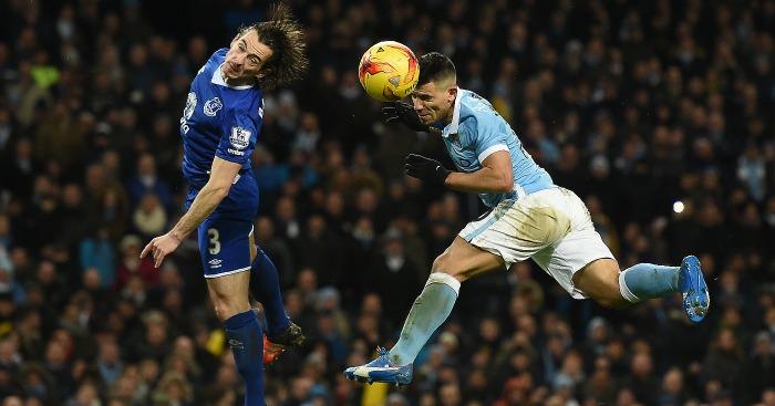 Sergio Aguero: Striker has netted six goals in six goals