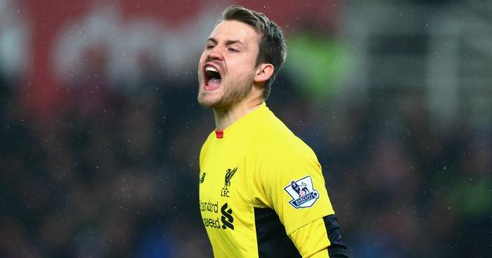 Simon Mignolet: Facing selection battle at Liverpool