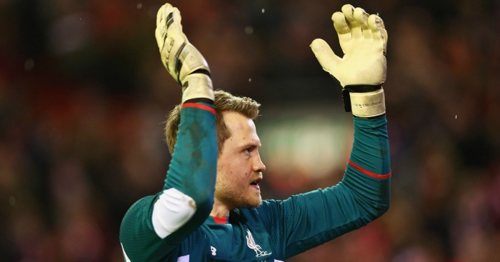 Simon Mignolet: Liverpool goalkeeper backed by Jerzy Dudek