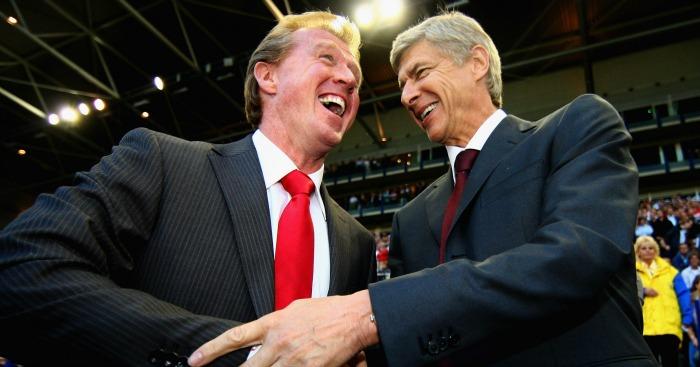 Steve McClaren: Arsene Wenger hopes he'll be given time to impress