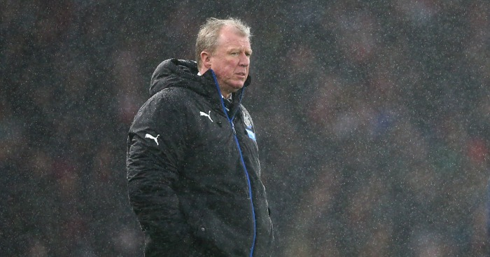 Steve McClaren: Manager no longer the 'wally with the brolly'