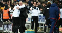 "Steve McClaren: Manager thrilled by Newcastle ""character"""