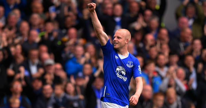 Steven Naismith: Forward fell out of favour at Everton