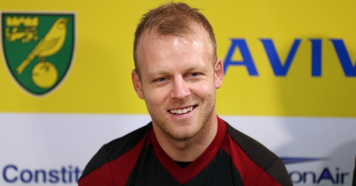 Steven Naismith: Joined Norwich from Everton this week