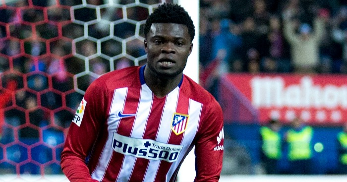 Thomas Partey: Linked with Saints switch