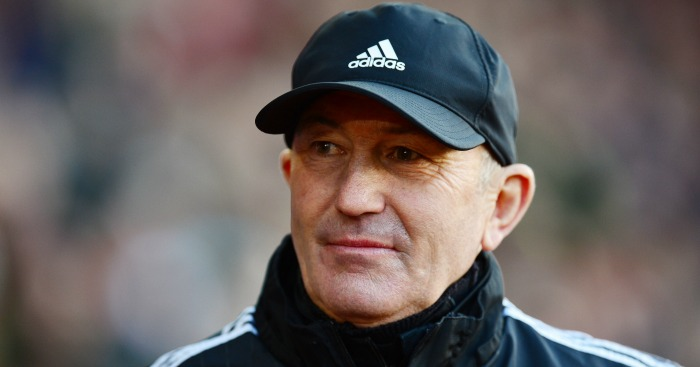 Tony Pulis: Looking to bring in new recruits