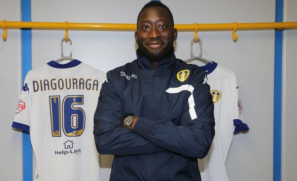 Toumani Diagouraga: Joins Leeds on deal to June 2018