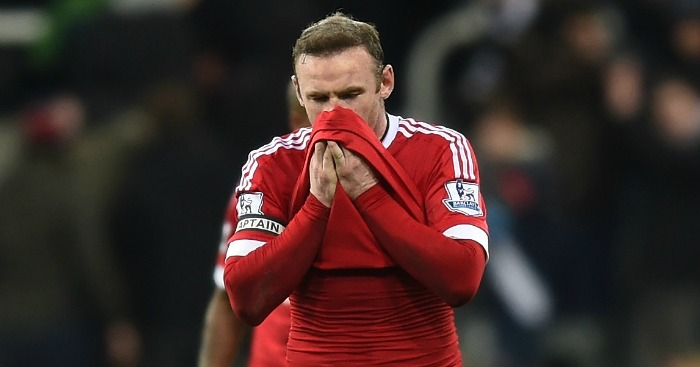 Wayne Rooney: Injury setback