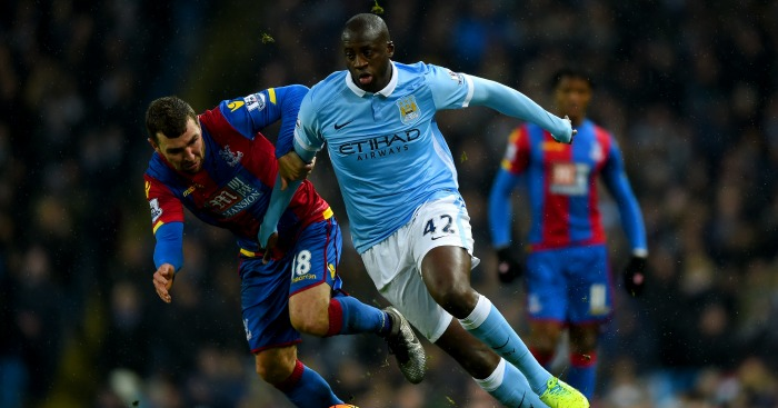 Yaya Toure: Midfielder could leave City in the summer