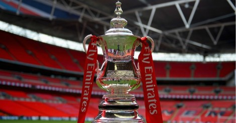 FA Cup: Semi-final draw made