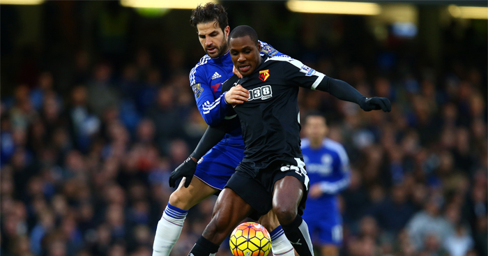 Odion Ighalo: Caught Chelsea's eye