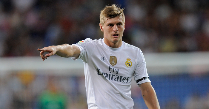 Toni Kroos: Faces spell on the sidelines