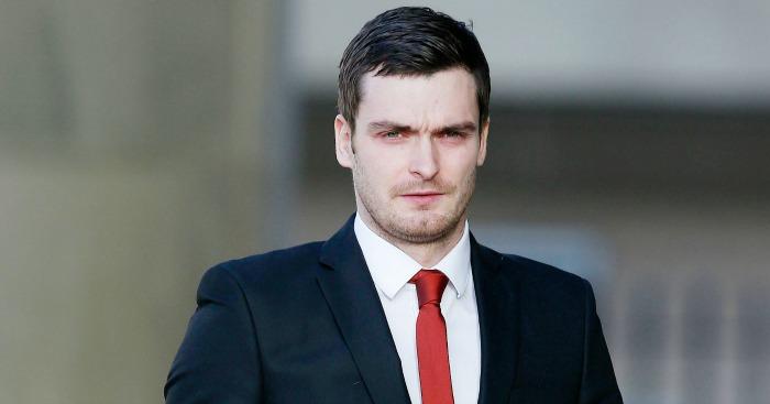 Adam Johnson: Awaiting sentencing