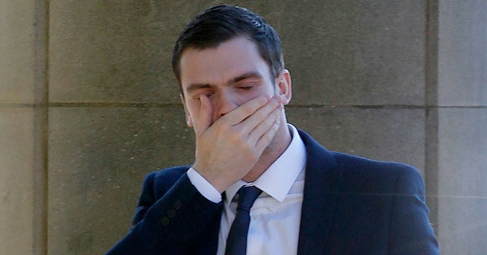 Adam Johnson: Jailed for six years