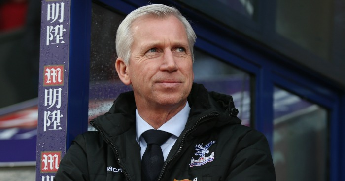 Alan Pardew: Admitted playing Connor Wickham on the left did not work