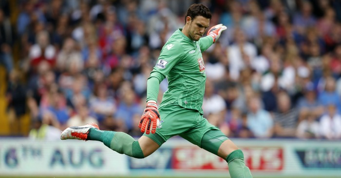 Alex McCarthy: Goalkeeper lost his place to Wayne Hennessey