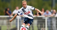 Alex Pritchard: Midfielder appeared once for Spurs this term