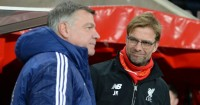 Jurgen Klopp: Happy to shake hands with Sam Allardyce