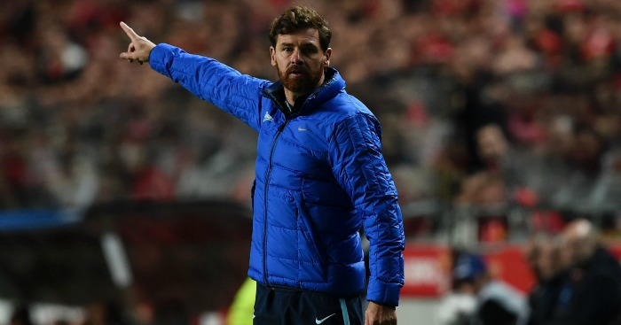 Andre Villas-Boas: Manager spent two years in the Premier League