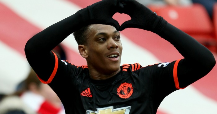 Anthony Martial: Has a message for Louis van Gaal