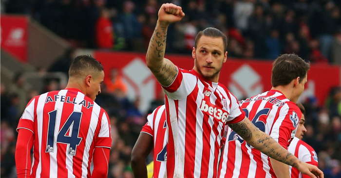 Marko Arnautovic: Has a £12.5m release fee in contract