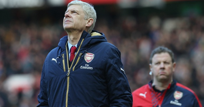 Arsene Wenger: Still has the support of Usmanov