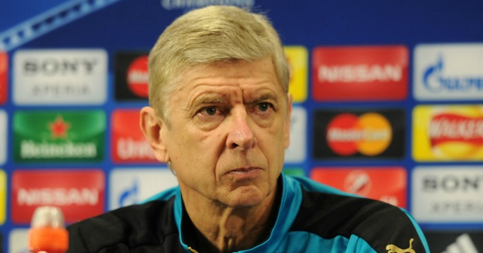 Arsene Wenger: Defends Champions League record