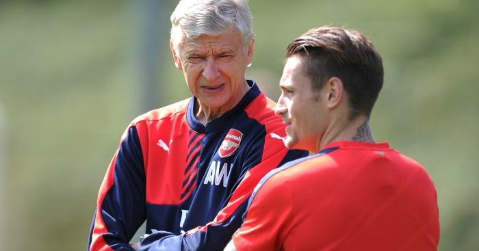 Arsene Wenger: Denied Debuchy a move to Man Utd
