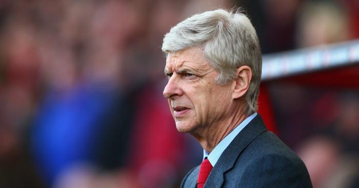 Arsene Wenger: Contract expires in June 2017