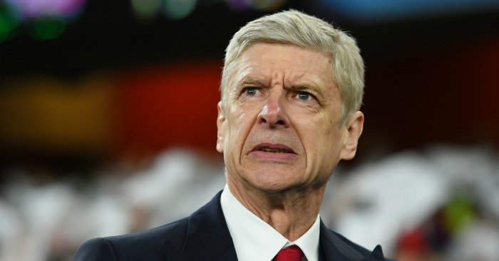 Arsene Wenger: Manager criticised by own supporters