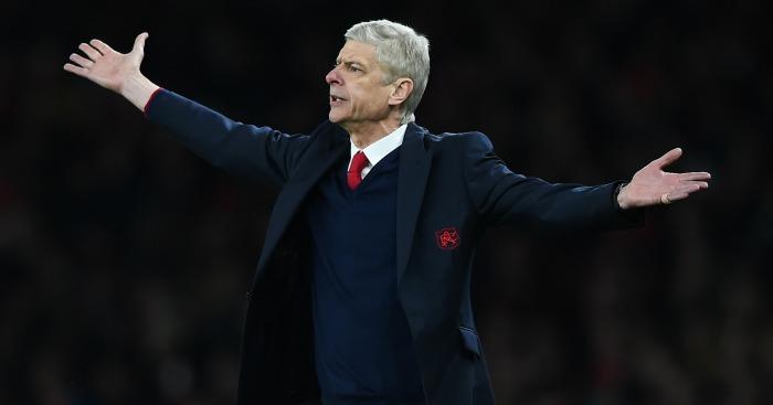 Arsene Wenger: Nobody left to blame for Arsenal boss