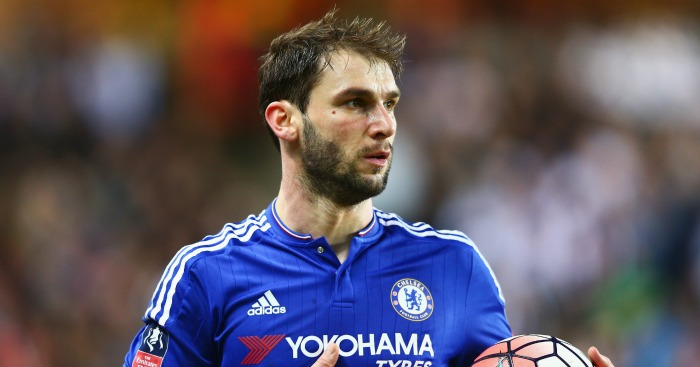 Branislav Ivanovic: Defender confident ahead of tie