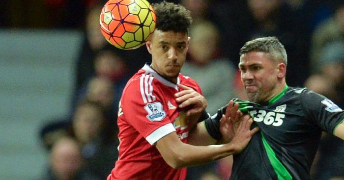 Cameron Borthwick-Jackson Manchester United