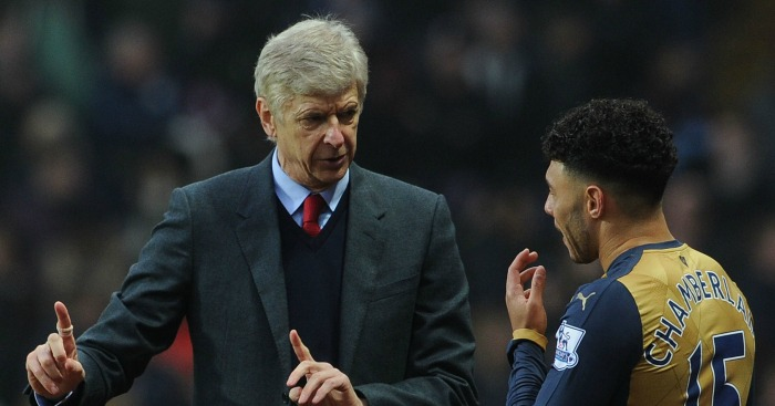 Alex Oxlade-Chamberlain: Midfielder has stalled at Arsenal