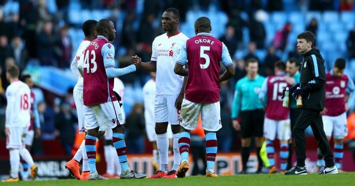 Aston Villa: Accused of lacking effort by Dennis Mortimer