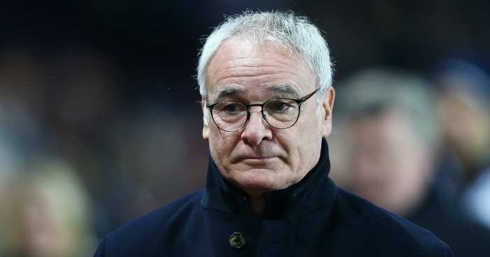 Claudio Ranieri: Refusing to get carried away
