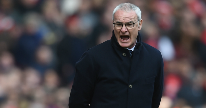 Claudio Ranieri: Keeping ambitions in check once again