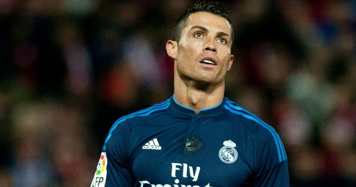 Cristiano Ronaldo: Fails to make European Team of the Season