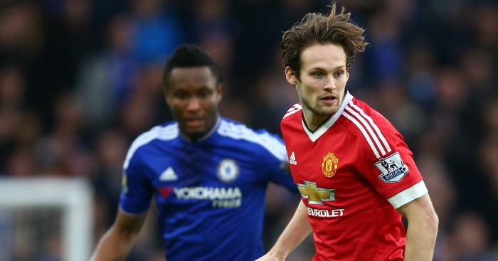 Daley Blind: Watched by John Obi Mikel