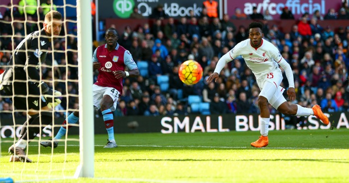 Daniel Sturridge: Striker scored on his return to starting XI