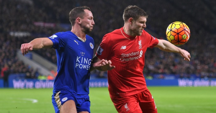 Danny Drinkwater: Tipped for England call-up