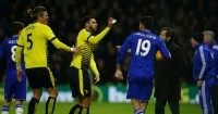 Diego Costa: Striker yet again the pantomime villain