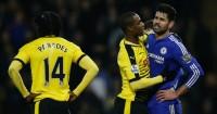 Diego Costa: Striker unhappy with Watford attention