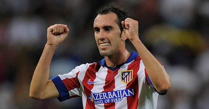 Diego Godin: Wanted by Chelsea as Terry replacement